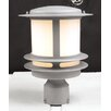 <strong>Tusk 1 Light Outdoor Post Lantern</strong> by PLC Lighting