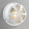 PLC Lighting Sunray 1 Light Wall Sconce