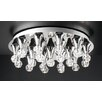 Brio 19 Light Semi Flush Mount
