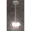 PLC Lighting Castille 1 Light Mini Pendant