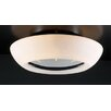 <strong>PLC Lighting</strong> Millo 3 Light Semi Flush Mount