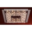 <strong>Petula 36 Light Semi Flush Mount</strong> by PLC Lighting