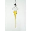 PLC Lighting Glace 1 Light Mini Pendant