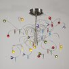 PLC Lighting Nautilus 20 Light Pendant