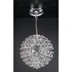 <strong>PLC Lighting</strong> Aspasia 48 Light Globe Pendant