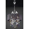 <strong>Torcello 5 Light Drum Pendant</strong> by PLC Lighting