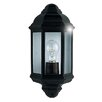 <strong>Outdoor and Porch 1 Light Flush Wall Light</strong> by Home Essence