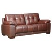 <strong>Abbyson Living</strong> Florence Leather Sofa