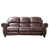 <strong>Abbyson Living</strong> Charlotte Leather Reclining Sofa