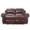 <strong>Sedona Leather Reclining Loveseat</strong> by Abbyson Living