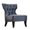 Abbyson Living Monica Pedersen Collection Channing Side Chair