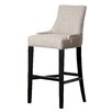 "Abbyson Living Hudson 30"" Bar Stool with Cushion"