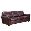 <strong>Meghan Leather Sofa</strong> by Abbyson Living