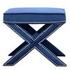 Abbyson Living Arc Bench Ottoman
