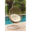 Abbyson Living Hampton Swing Chair with Cushion