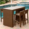 <strong>Palermo 5 Piece Bar Dining Set</strong> by Abbyson Living
