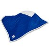 Logo Chairs NCAA Kentucky Sherpa Polyester Throw