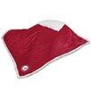 Logo Chairs NCAA Alabama Sherpa Polyester Throw