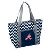 Logo Chairs MLB Chevron 30 Can Cooler Tote