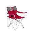 Logo Chairs Alabama Houndstooth Canvas Chair