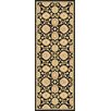 Tayse Rugs Antique Treasure Black Area Rug