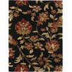 <strong>Fashion Shag Black Floral Rug</strong> by Tayse Rugs