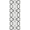 Tayse Rugs Metro White Geometric Are Rug