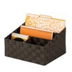 Honey Can Do Mail and File Desk Organizer