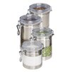 <strong>4 Piece Canister Set</strong> by Honey Can Do