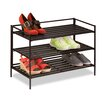 <strong>3-Tier Shoe and Accessory Rack</strong> by Honey Can Do