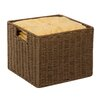 <strong>Parchment Cord Crate</strong> by Honey Can Do