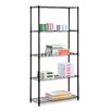 "<strong>Honey Can Do</strong> Urban 72"" H 5 Shelf Shelving Unit Starter"