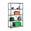 "<strong>Honey Can Do</strong> 72"" H 5 Shelf Shelving Unit Starter"