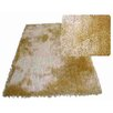 <strong>Super Shag Gold Rug</strong> by L.A. Rugs