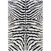 L.A. Rugs Supreme Zebra Print Rug