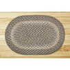 Earth Rugs Blue/Natural Area Rug