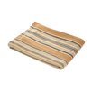 <strong>Dash and Albert Rugs</strong> Heron Stripe Woven Cotton Throw