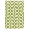 Dash and Albert Rugs Samode Sprout Ivory Indoor/Outdoor Rug