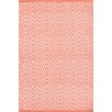 Dash and Albert Rugs Diamond Pink Indoor/Outdoor Area Rug