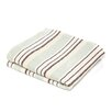 <strong>Dash and Albert Rugs</strong> Vanilla Woven Cotton Throw