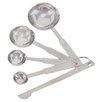 Fox Run Craftsmen 4-Piece Deluxe Measuring Spoon Set