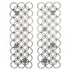 <strong>Metal Sconce (Set of 2)</strong> by Hazelwood Home