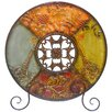 Hazelwood Home Decorative Plate