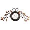 Hazelwood Home Classic Wall Clock