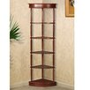 <strong>Triangle Shelving Unit</strong> by Hazelwood Home