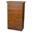 Oak Hills 7 Drawer Chest