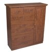 Oak Hills 7 Drawer Gentleman's Chest
