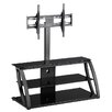 "<strong>Hazelwood Home</strong> 45"" Plasma TV Stand with Mounting Bracket"