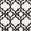 <strong>Handcrafted Painted Gate Geometric Wallpaper</strong> by Kreme LLC