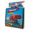ZipBin Hot Wheels Ramp Race and Car Toy Bag